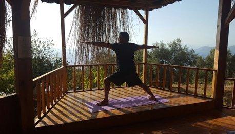 Restorative Yoga With Chris Stokes