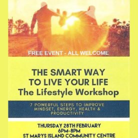 FREE Event – The Lifestyle Workshop