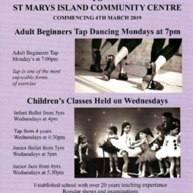 Island Dance Academy – New Classes At The Centre