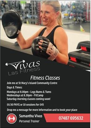 New Classes – Vivas Las Fitness