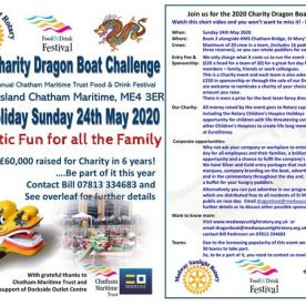 ROTARY Charity Dragon Boat Challenge
